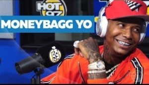 Moneybagg Yo Spits A Freestyle For Funkmaster Flex